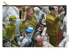 Antique Store Display Of Chairman Maos Carry-all Pouch by Panoramic Images