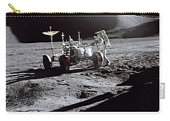 Apollo 15 Lunar Rover Carry-all Pouch by Commander David Scott