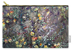 Apple Tree  Carry-all Pouch by Ylli Haruni