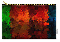 As The Seasons Turn Carry-all Pouch by Lourry Legarde