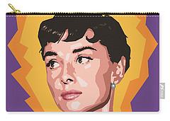 Audrey Carry-all Pouch by Douglas Simonson