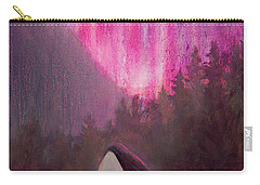 Aurora Orca Carry-all Pouch by Karen Whitworth