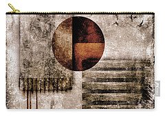 Autumnal Equinox Carry-all Pouch by Carol Leigh