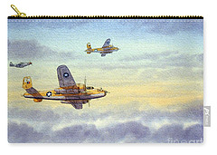 B-25 Mitchell Carry-all Pouch by Bill Holkham