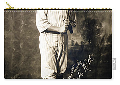 Babe Ruth 1920 Carry-all Pouch by Mountain Dreams