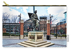 Babes Dream - Camden Yards Carry-all Pouch by Bill Cannon