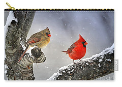 Beautiful Together Carry-all Pouch by Nava Thompson