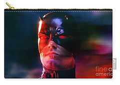 Ben Affleck Daredevil Carry-all Pouch by Marvin Blaine