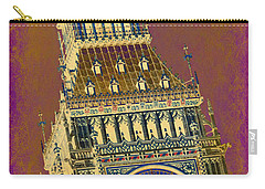 Big Ben 11 Carry-all Pouch by Stephen Stookey