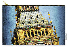 Big Ben 7 Carry-all Pouch by Stephen Stookey