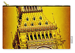 Big Ben 9 Carry-all Pouch by Stephen Stookey