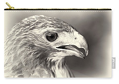 Bird Of Prey Carry-all Pouch by Dan Sproul
