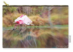 Birds Eye View Carry-all Pouch by Carol Groenen
