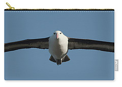 Black-browed Albatross Thalassarche Carry-all Pouch by Panoramic Images