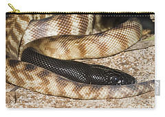 Black-headed Python Carry-all Pouch by William H. Mullins