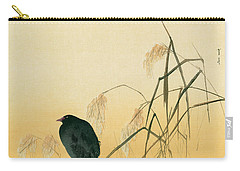 Blackbird Carry-all Pouch by Japanese School