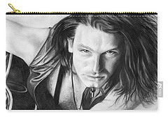 Bono Carry-all Pouch by Janice Dunbar