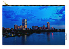 Boston Evening Carry-all Pouch by Rick Berk