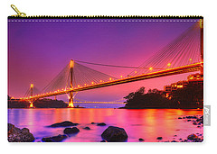Bridge To Dream Carry-all Pouch by Midori Chan