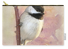 Bright New Day Carry-all Pouch by Betty LaRue