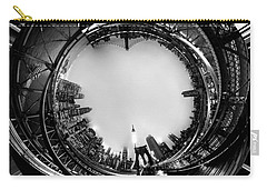 Brooklyn Bridge Circagraph 4 Carry-all Pouch by Az Jackson
