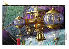 Bubble Telescope Carry-all Pouch by Ciro Marchetti