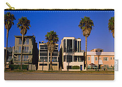 Buildings In A City, Venice Beach, City Carry-all Pouch by Panoramic Images