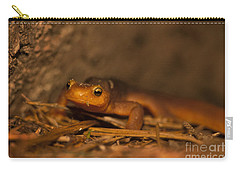 California Newt Carry-all Pouch by Ron Sanford