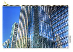 Canary Wharf Carry-all Pouch by David Pyatt