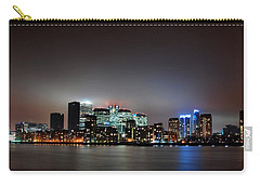 London Skyline Carry-all Pouch by Mark Rogan