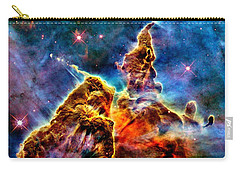 Carina Pillar Carry-all Pouch by Benjamin Yeager