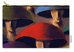 Carnaval Carry-all Pouch by Mona Edulesco