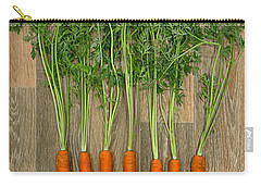 Carrots Carry-all Pouch by Svetlana Sewell