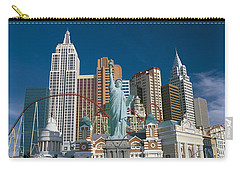 Casino Las Vegas Nv Carry-all Pouch by Panoramic Images