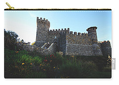 Castle Of Love Carry-all Pouch by Laurie Search