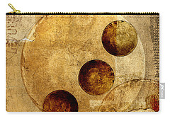 Celestial Spheres Carry-all Pouch by Carol Leigh