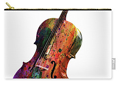 Cello Carry-all Pouch by Mark Ashkenazi