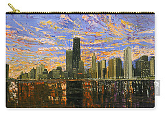 Chicago Carry-all Pouch by Mike Rabe