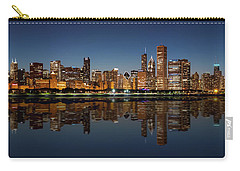 Chicago Reflected Carry-all Pouch by Semmick Photo