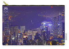City Of Magic Carry-all Pouch by Midori Chan