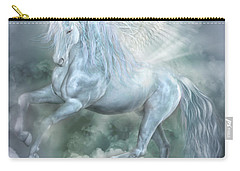 Cloud Dancer Carry-all Pouch by Carol Cavalaris