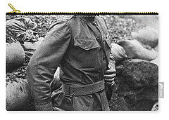 Col. William Hayward Carry-all Pouch by Underwood Archives