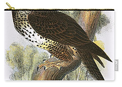 Common Buzzard Carry-all Pouch by English School
