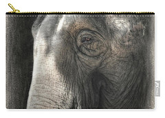 Contemplation Carry-all Pouch by Joan Carroll