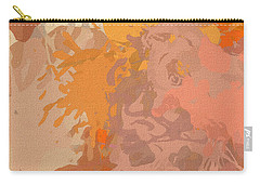 Dainty Visual Carry-all Pouch by Lourry Legarde