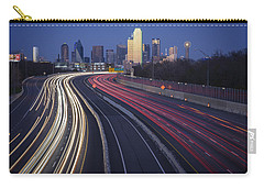 Dallas Afterglow Carry-all Pouch by Rick Berk