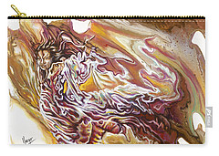 Defiance Carry-all Pouch by Karina Llergo