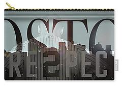 Derek Jeter - Boston Carry-all Pouch by Joann Vitali