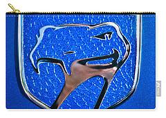 Dodge Viper Emblem -217c Carry-all Pouch by Jill Reger