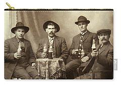 Drinking Buddies Carry-all Pouch by Jon Neidert